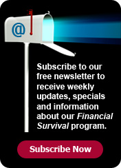 Subscribe to our newsetter to receive up-to-date information and commentary. - Subscribe Now